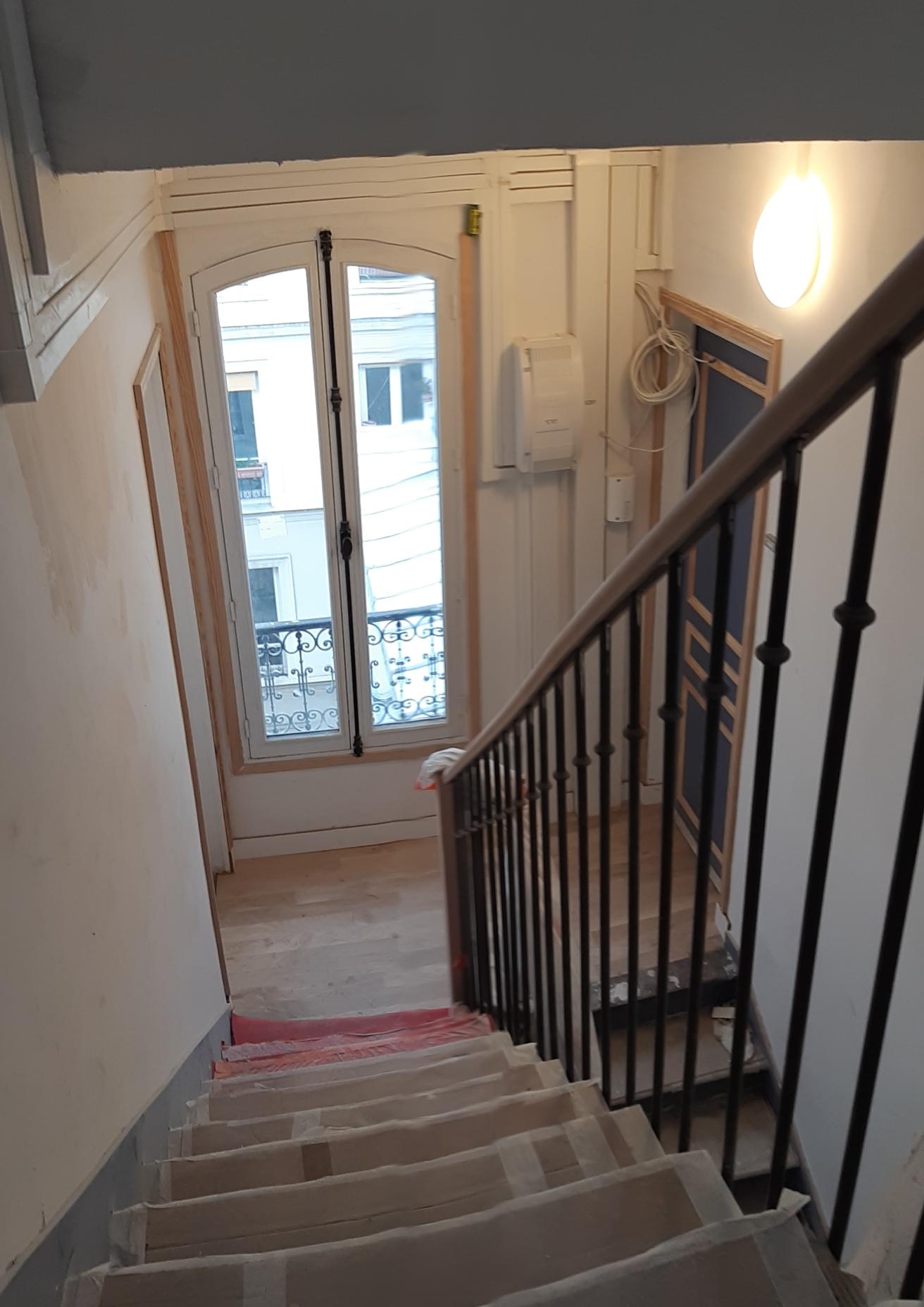 AdisA rénovation copropriété suite incendie Paris 9